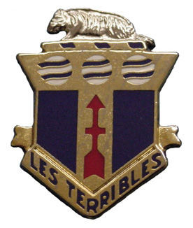 128th Infantry Insignia