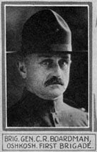 Description: Description: BG Charles R. Boardman, 1st Brigade Wis. Inf.