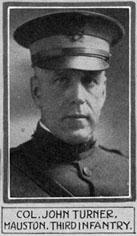 Description: Description: COL John Turner, 3rd Wis. Inf.