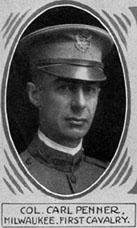 Description: Description: COL Carl Penner, 1st Wis. Cav.