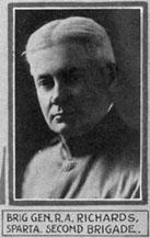 Description: Description: BG R. A. Richards, 2nd Brigade Wis. Inf.